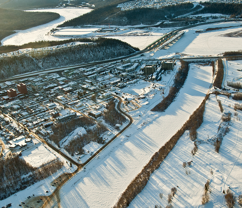 aerial fort mcmurray